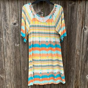 Uncle Frank Striped Dress l Size Small